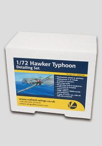 1/72 Hawker Typhoon Detailing Set